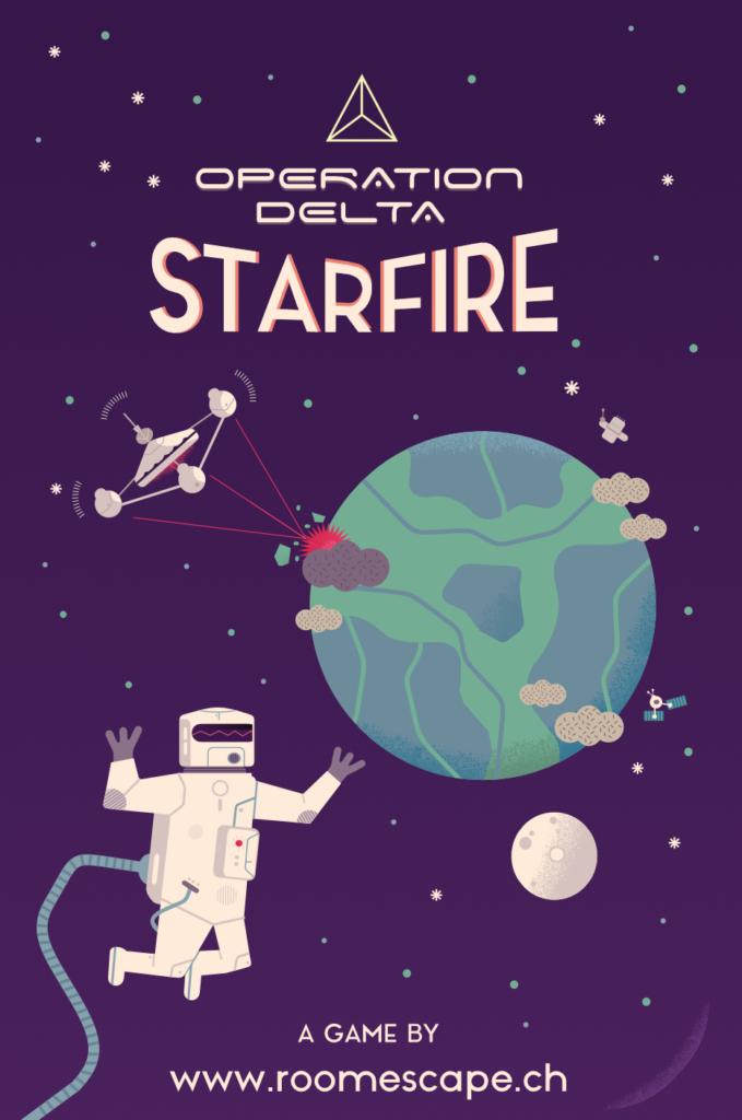 Operation: Delta Starfire